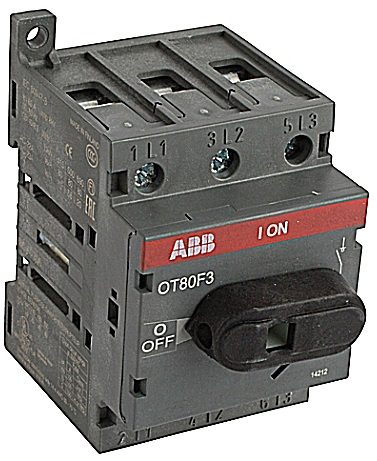 ABB Non-Fusible Disconnect Switches