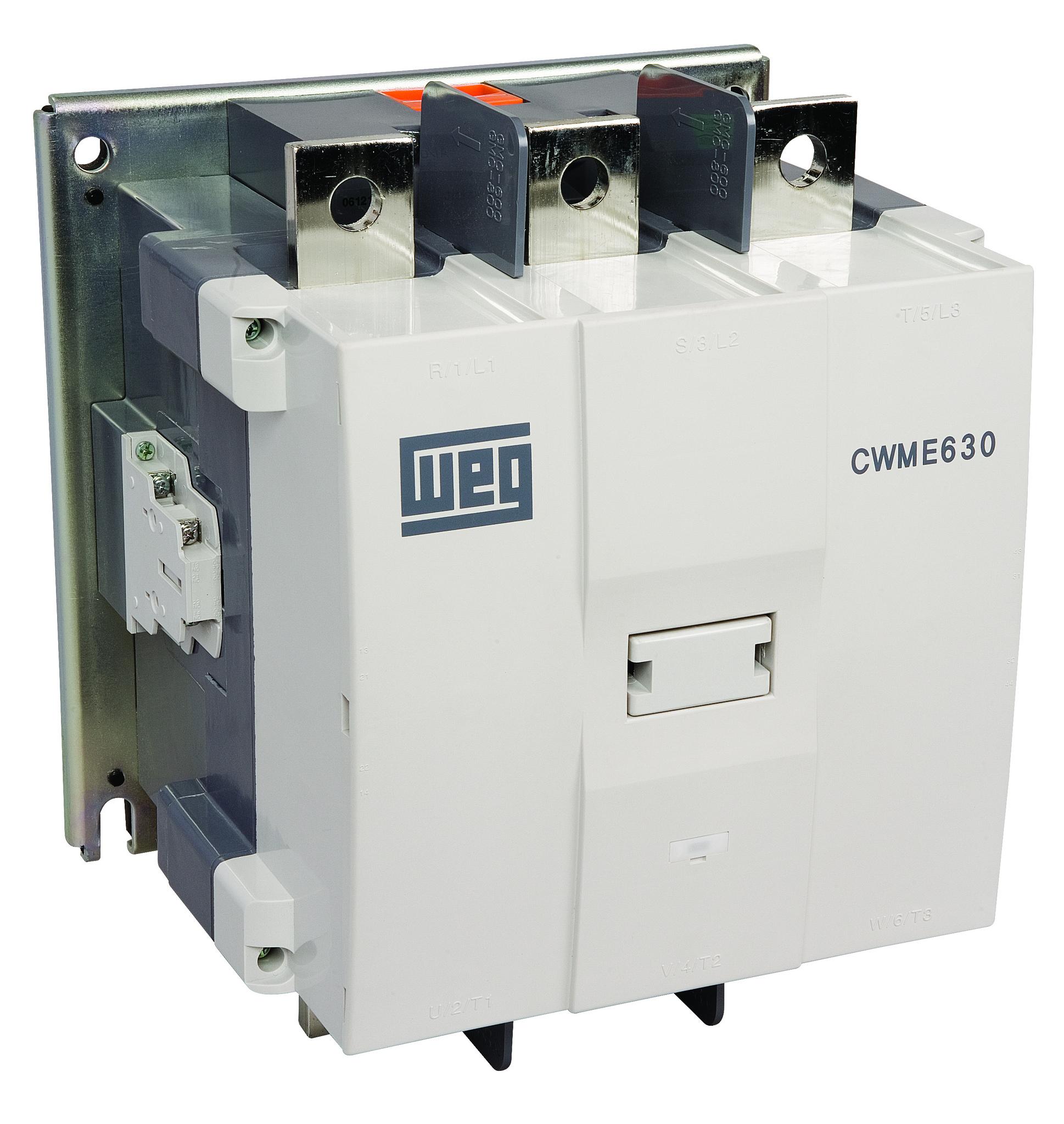 WEG Electric Motor Starters & Contactors