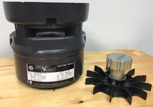 US Motors (Nidec) Shur Stop Brake Modules