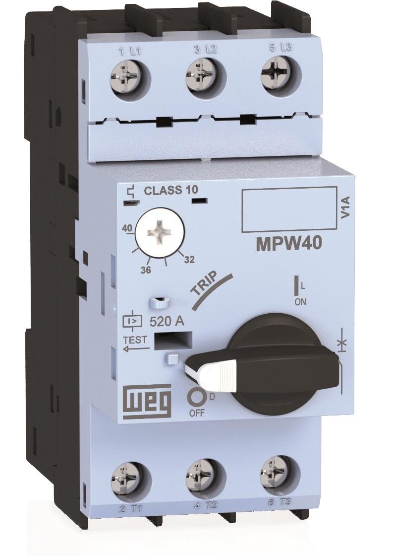 WEG Electric Manual Motor Starters