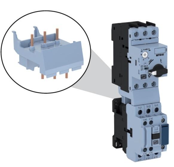 WEG Electric Manual Motor Starter Accessoriees