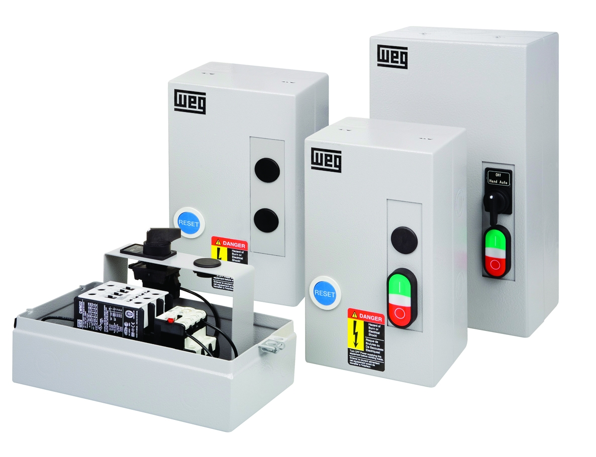 IEC Enclosed Starters