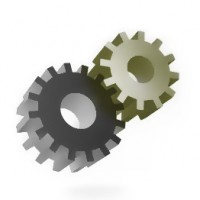 Baldor Electric GP13530, Right Angle DC Gearmotor, .17 HP, 90VDC, 43 RPM