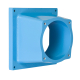 Meltric 596M0 Angle Adapter