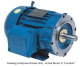 WEG Electric - 01018EP3ER215TC-S - Motor & Control Solutions