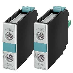 Siemens - 3RH1921-1CA01 - Motor & Control Solutions