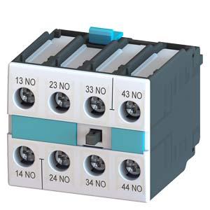 Siemens - 3RH1921-1FA40 - Motor & Control Solutions