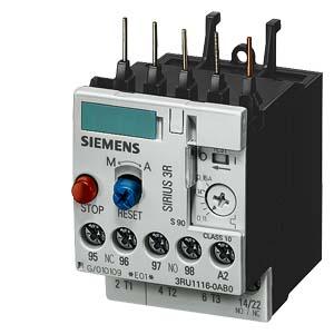 Siemens - 3RU1136-4GB0 - Motor & Control Solutions