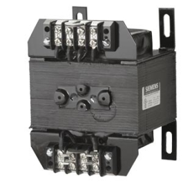 24 Secondary Volts 120 X 240 Primary Volts 50//60Hz 50VA Rating International Siemens MTG0050C Industrial Power Transformer