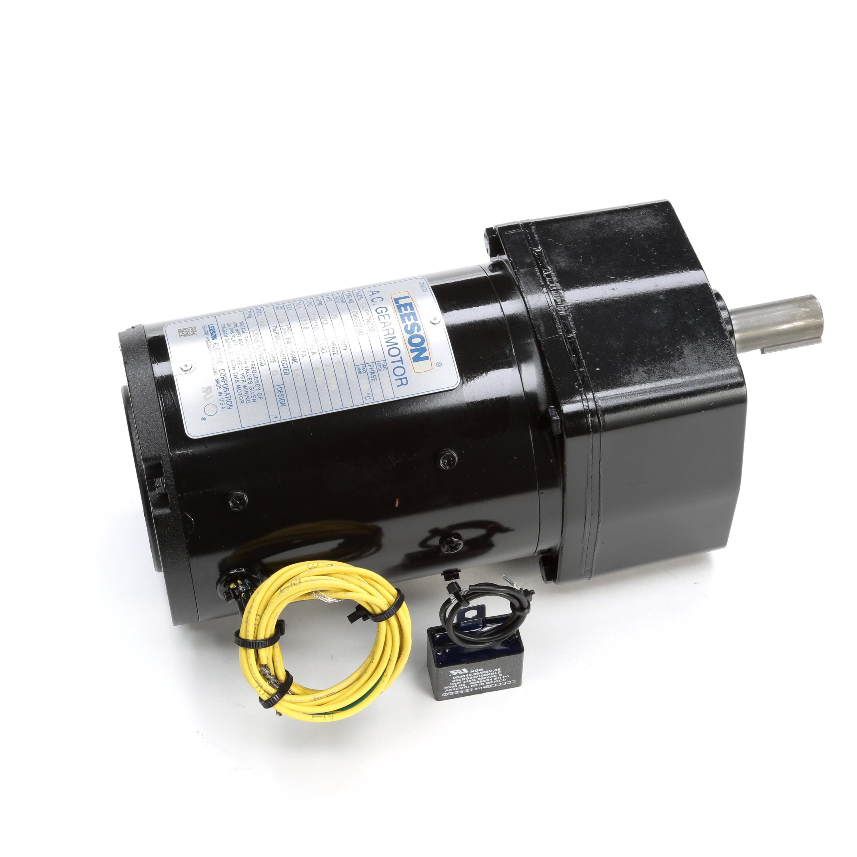Leeson Electric 09600200 Parallel Shaft Ac Gearmotor 13 Hp 14 Gear Motor Wiring Diagram 1412 Rpm