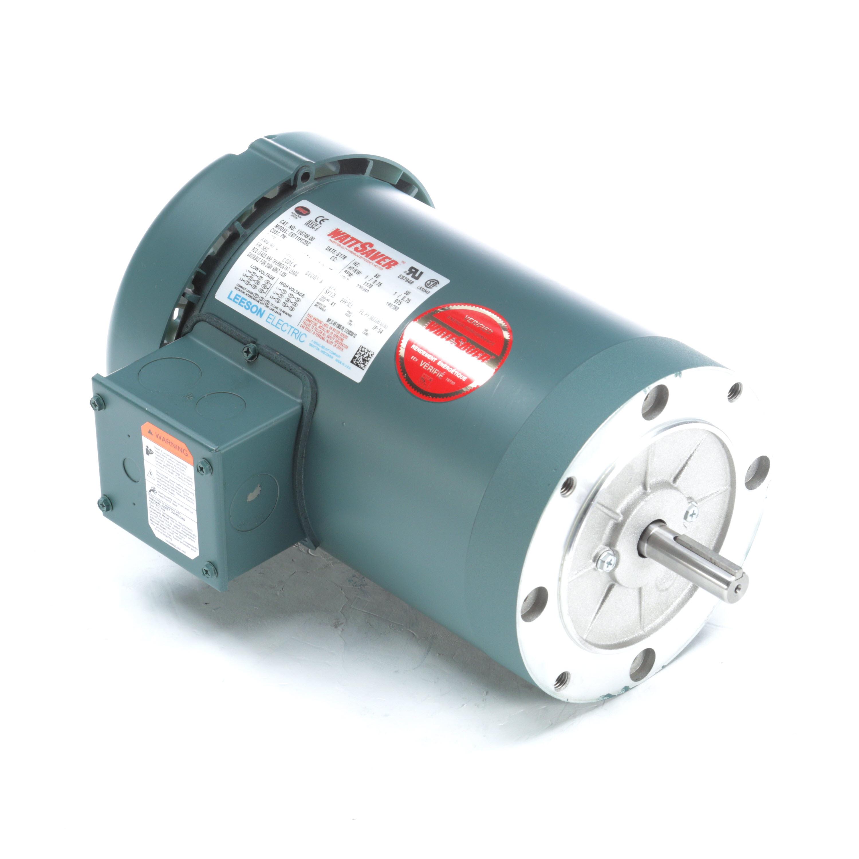 Leeson Electric 116749.00, 1 HP, General Purpose Motor