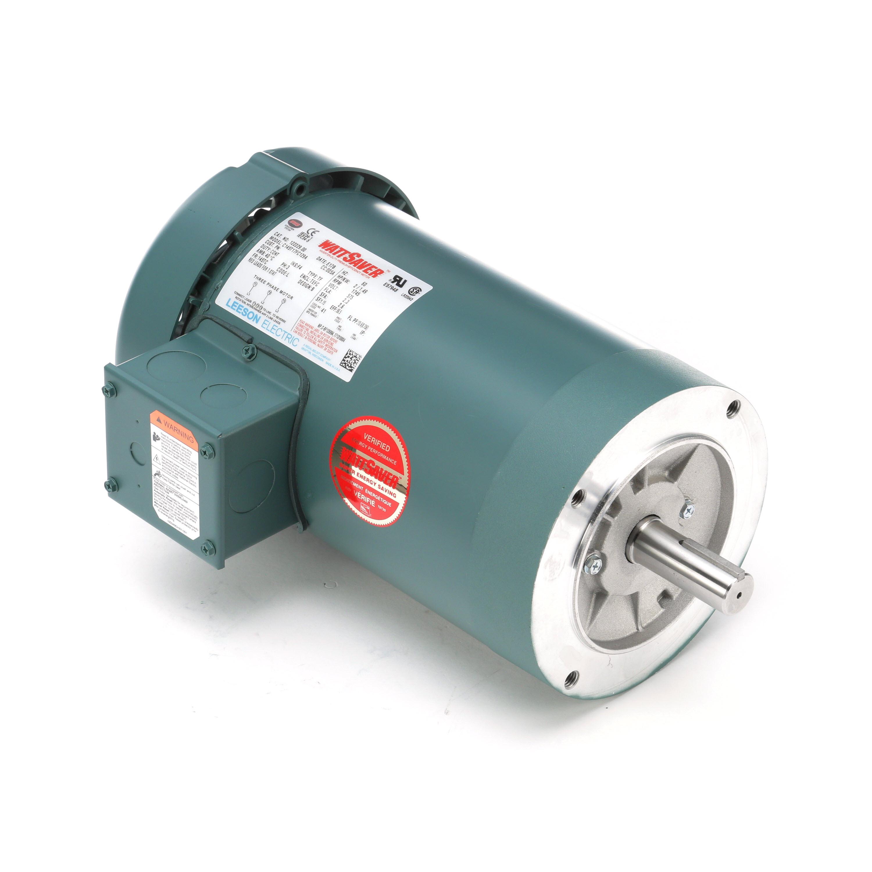 Leeson Electric 122229.00, 2 HP, General Purpose Motor