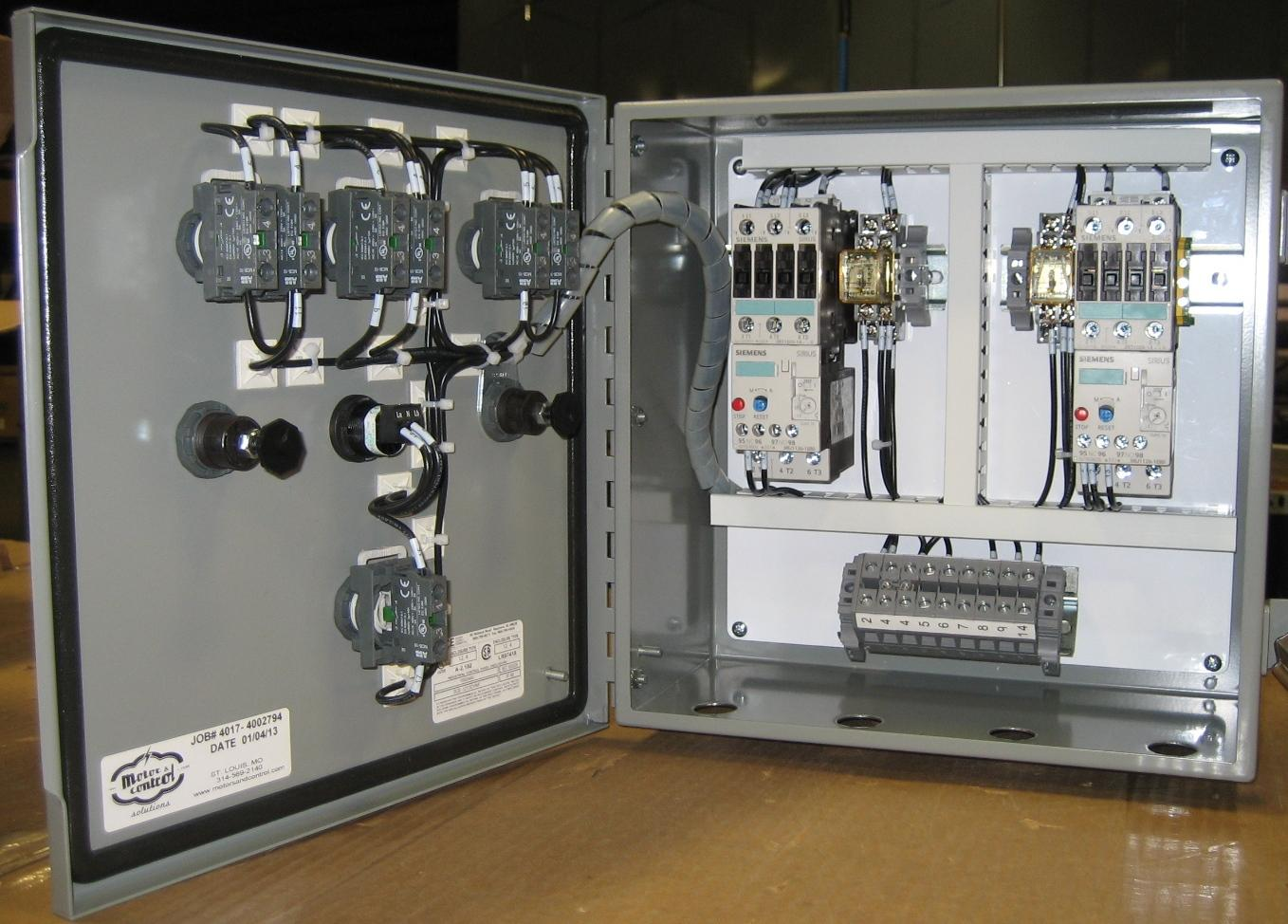 175 custom pump control panel experts fast, free quotes duplex pump control panel wiring diagram at gsmportal.co