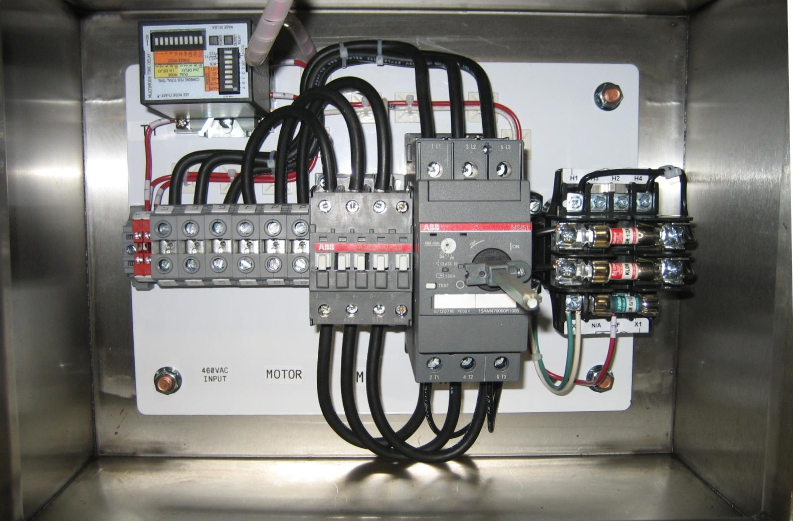 Custom Pump Control Panel Experts Fast Free Quotes Circuit Breaker Image Page Single Abb