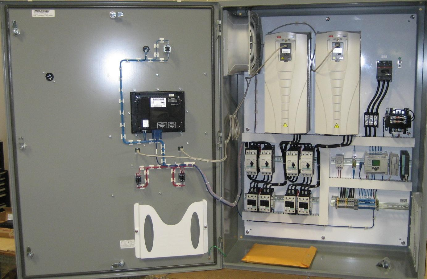 plc control panel wiring solidfonts plc control panel wiring diagram wire