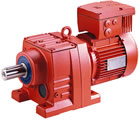 MOVIMOT® Gearmotor with Integrated Frequency Inverter